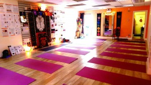 A Warm Welcome awaits you at Yoga You Sanctuary